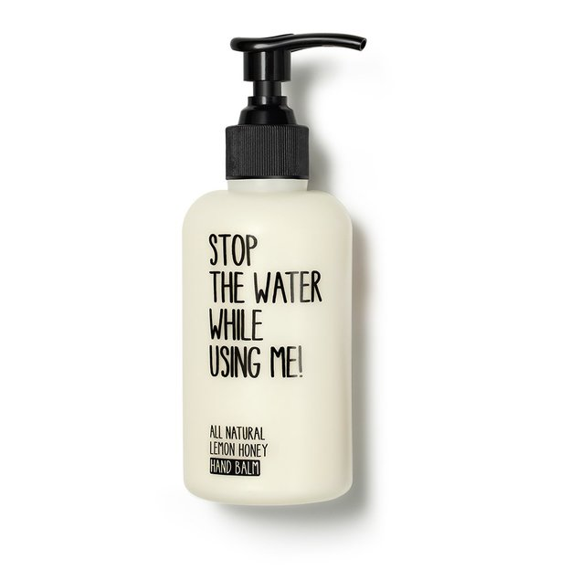 Lemon Honey Hand Balm von STOP THE WATER WHILE USING ME