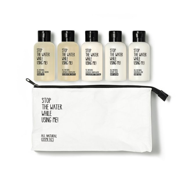 Travel Kit von STOP THE WATER WHILE USING ME