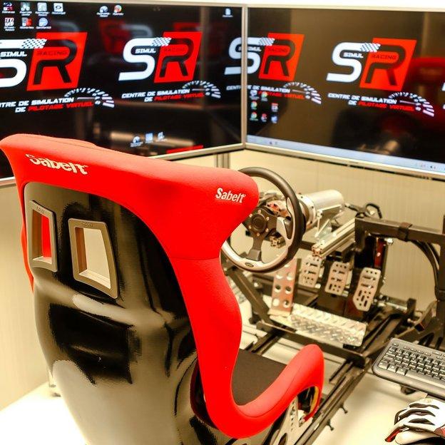 Pilotage simulateur BASIC + PRO 60 minutes (2 personnes), VS