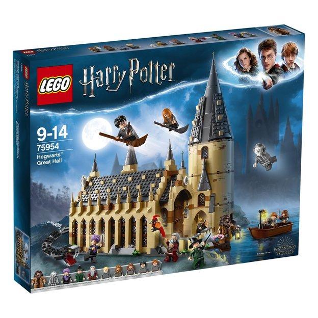 Lego Harry Potter Die Grosse Halle Von Hogwarts I Geschenkidee Ch