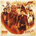 Star Wars Kalender 2019 Solo: A Star Wars Story