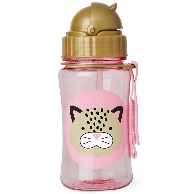 Baby Trinkflasche Katze
