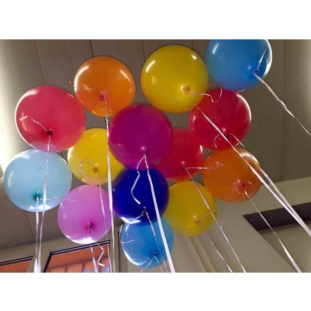 Bouteille d'hélium jetable 0,12 m3