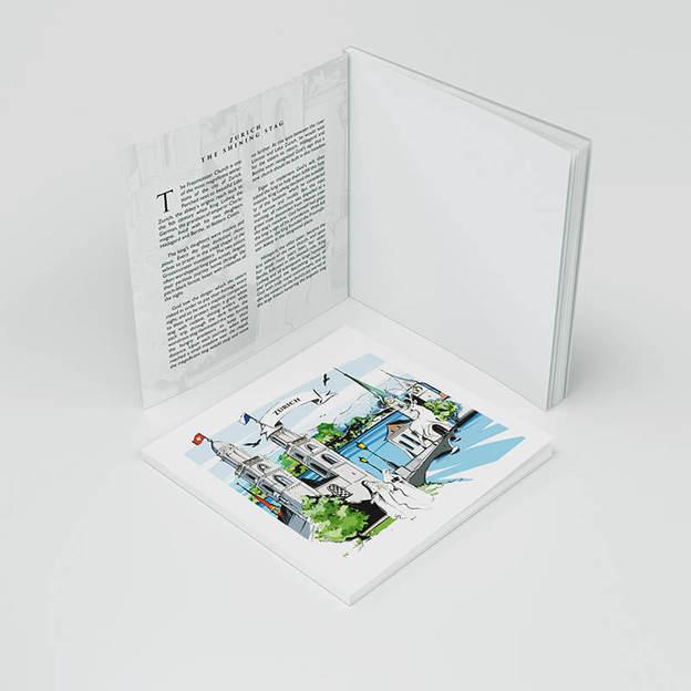Carnet de notes Zürich