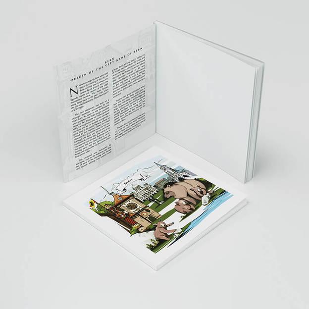 Notizbuch Bern