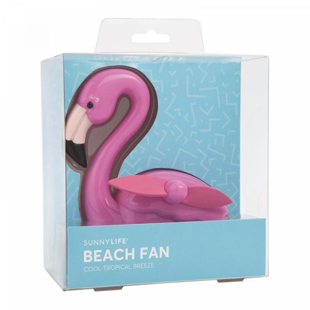 Sunnylife Handventilator Flamingo