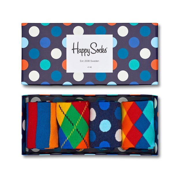 Happy Socks Geschenkbox Mix 41-46