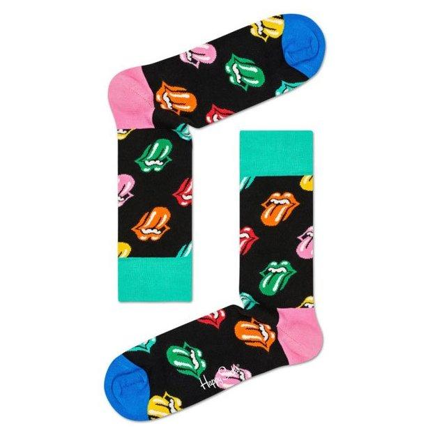 Coffret cadeau chaussettes Rolling Stones HappySocks 36-40