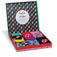 Happy Socks Geschenkbox Rolling Stones 41-46