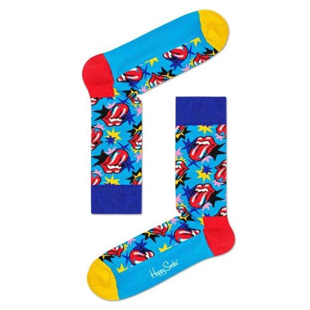 HappySocks Geschenkbox Rolling Stones 41-46