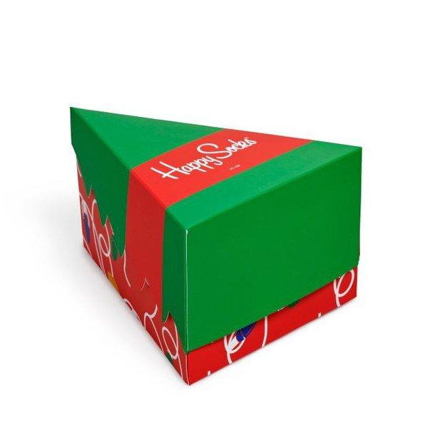 HappySocks Geschenkbox Christmas 36-40