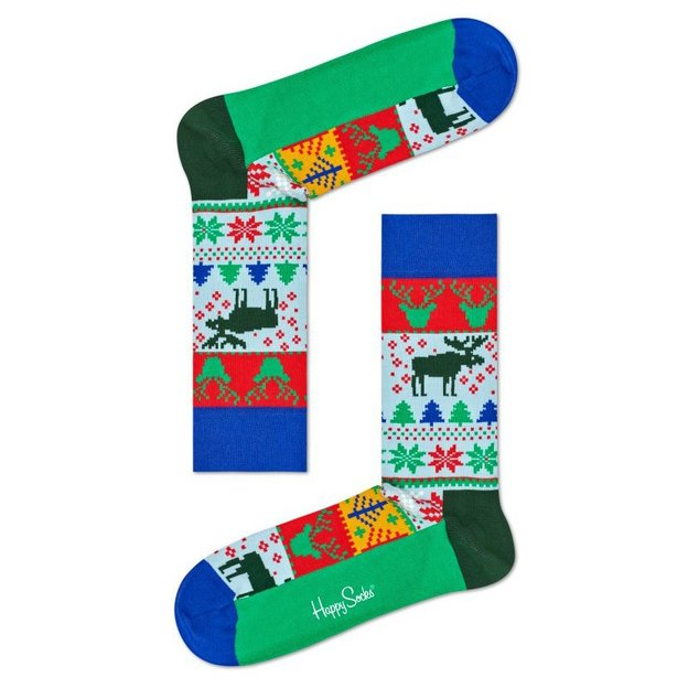 Coffret chaussettes Happy Socks Christmas Gift Box