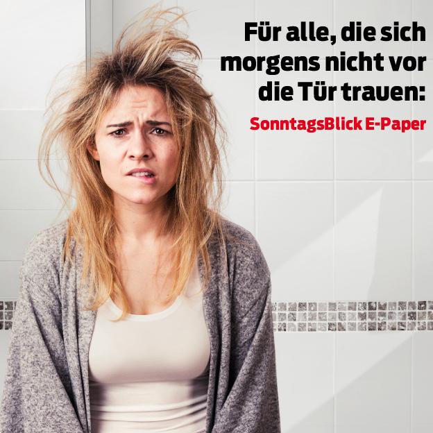 SonntagsBlick E-Paper Abonnement