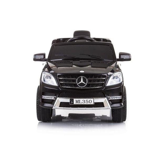 Mercedes ML schwarz, Elektroauto für Kinder 12V