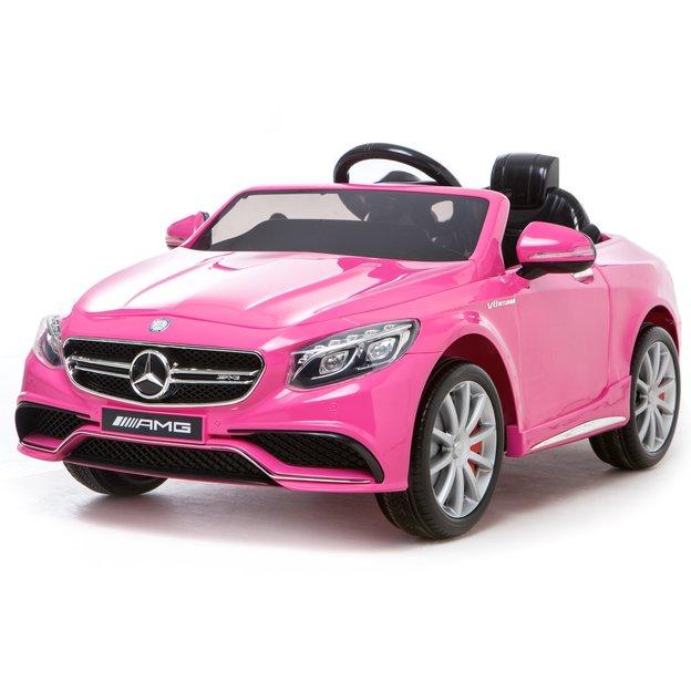 Elektroauto Mercedes S63