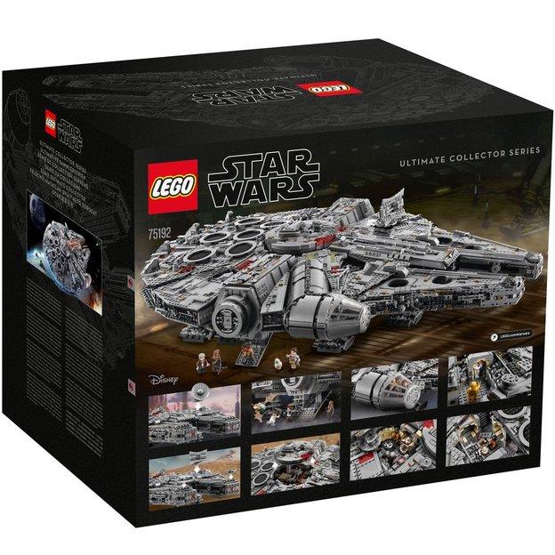 LEGO Star Wars - Faucon Millenium géant 7500 pièces