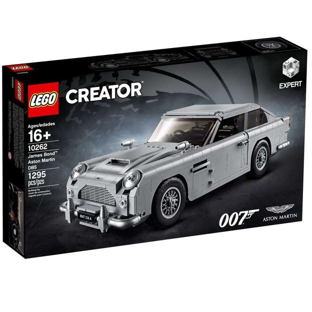 LEGO Creator James Bond™ Aston Martin DB5