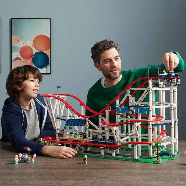 LEGO Creator Les montagnes russes