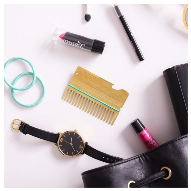 Pretty Useful Tools Kreditkartentool für Frauen