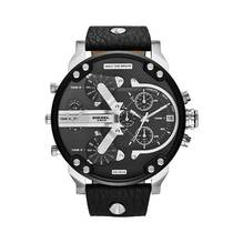 Diesel Montre Mr. Daddy 2.0 Chronographe, argent