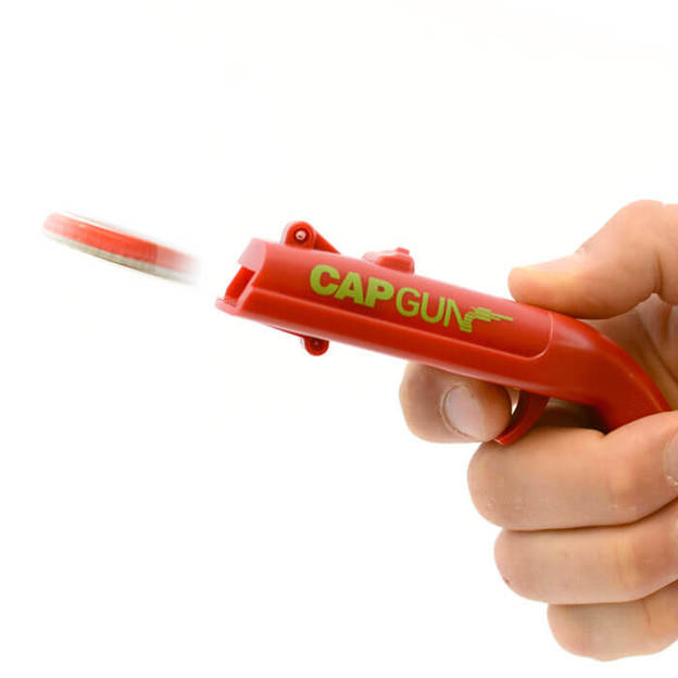Décapsuleur pistolet Cap Gun