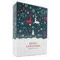 Calendrier de l'Avent gourmet personnalisé - Huiles d'olive et vinaigres balsamiques