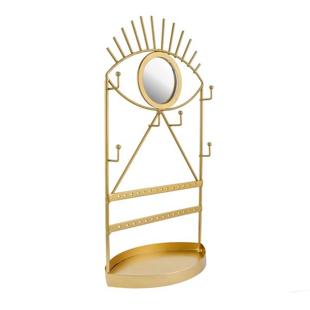 Porte-Bijoux Œil avec miroir