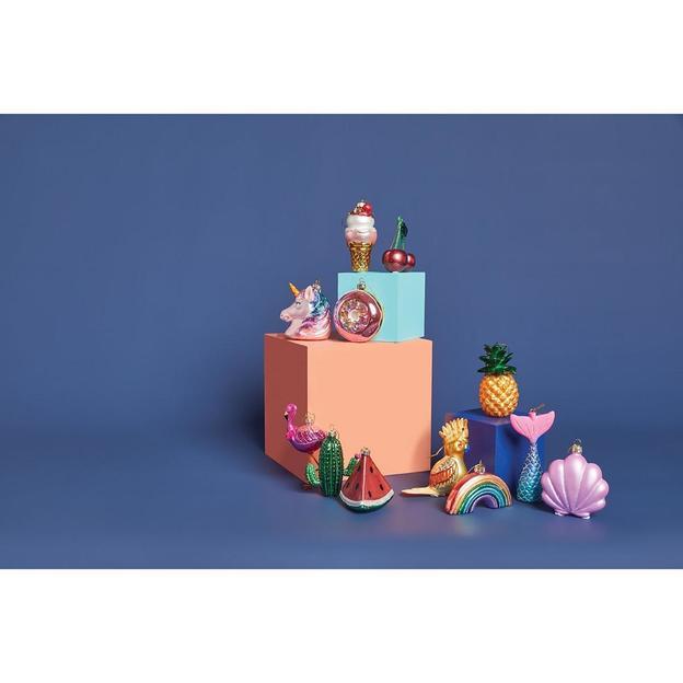 Sunnylife Weihnachtsschmuck Flamingo