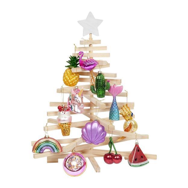 Déco de Noël pour sapin Arc-en-ciel de Sunnylife