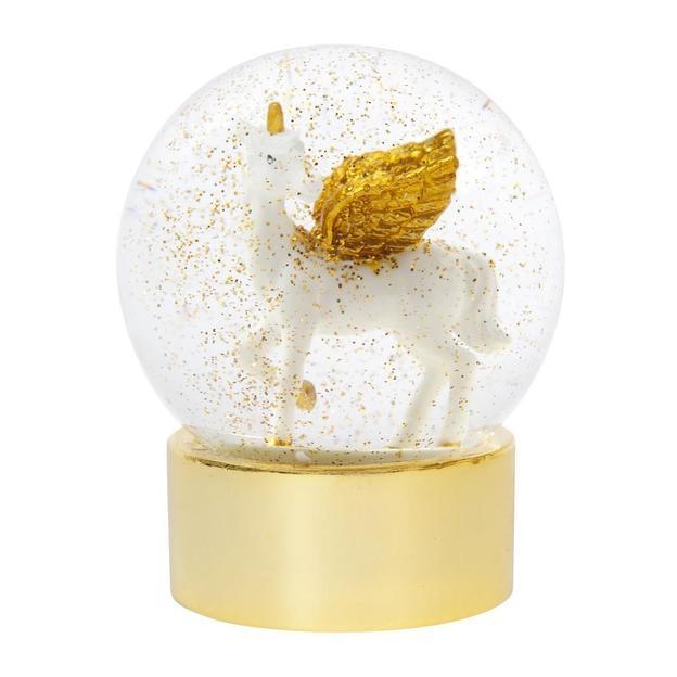 Boule à neige Licorne Sunnylife