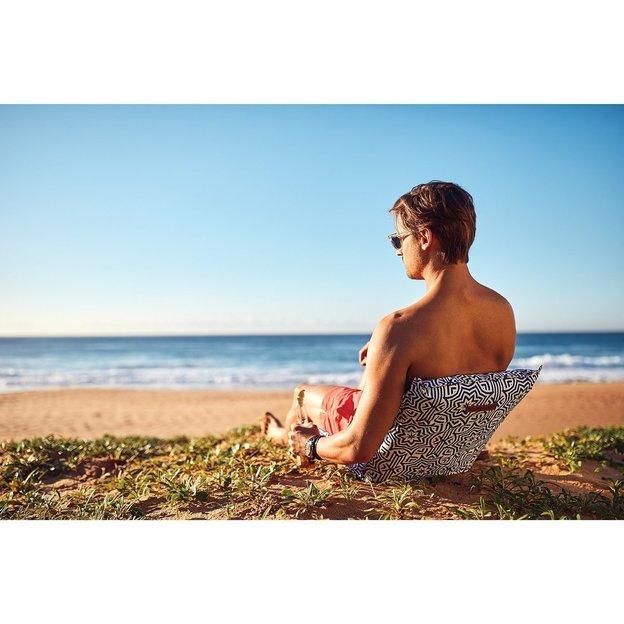 Sunnylife klappbarer Strandstuhl Azule