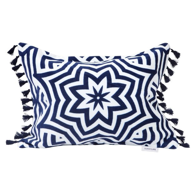 Coussin gonflable de plage Azule Sunnylife