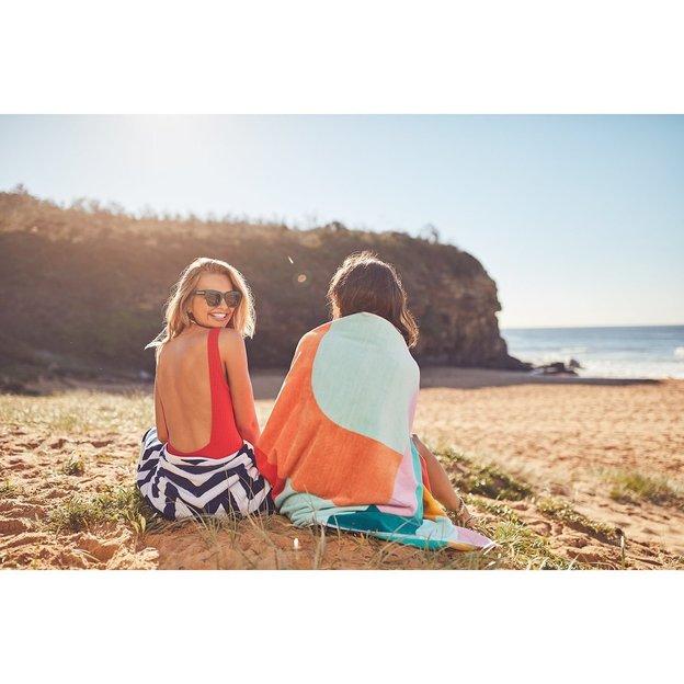 Serviette de plage de luxe Islabomba Sunnylife