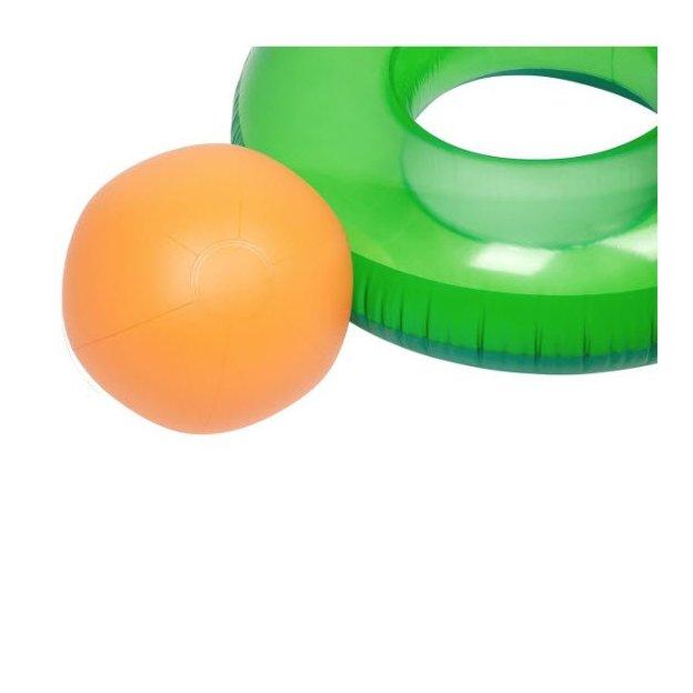 Bouée Avocat avec balle / noyau de Sunnylife