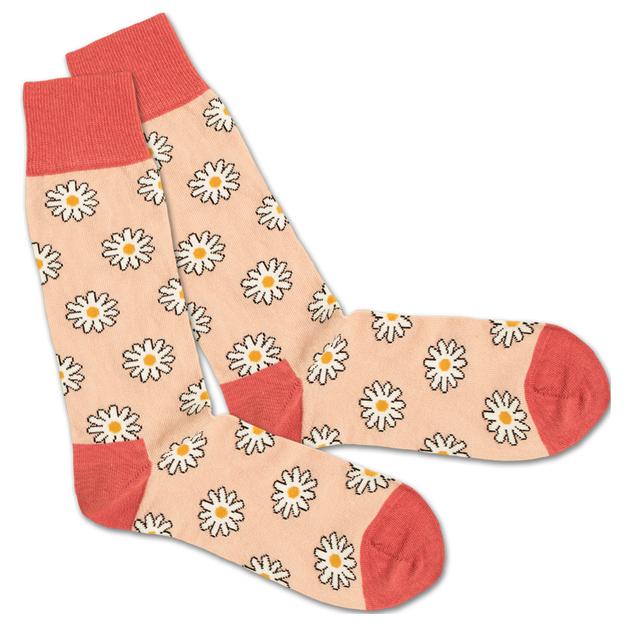 Coffret chaussettes DillySocks KiwiFlower 36-40
