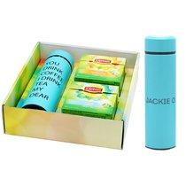 Coffret cadeau personnalisé Lipton Tea to go