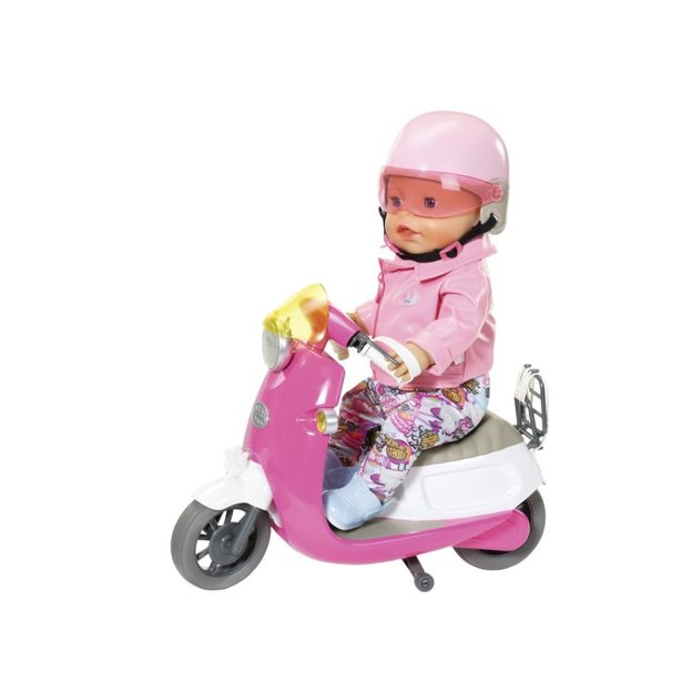 Poupée Baby Born City Scooter