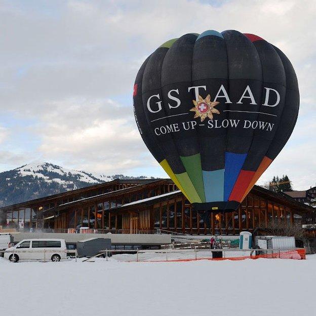 Winterspecial Alpen Panoramafahrt mit dem Ballon (für 1 Person)