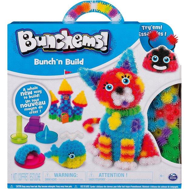 Bunchems Bunch & Build - 12 Accessoires und 400 Bunchems