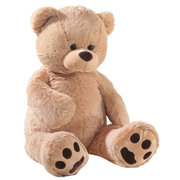 Riesen Teddybär XXL Floppy beige 100cm
