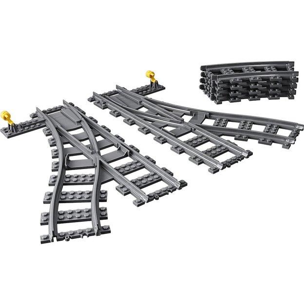 LEGO City Les aiguillages