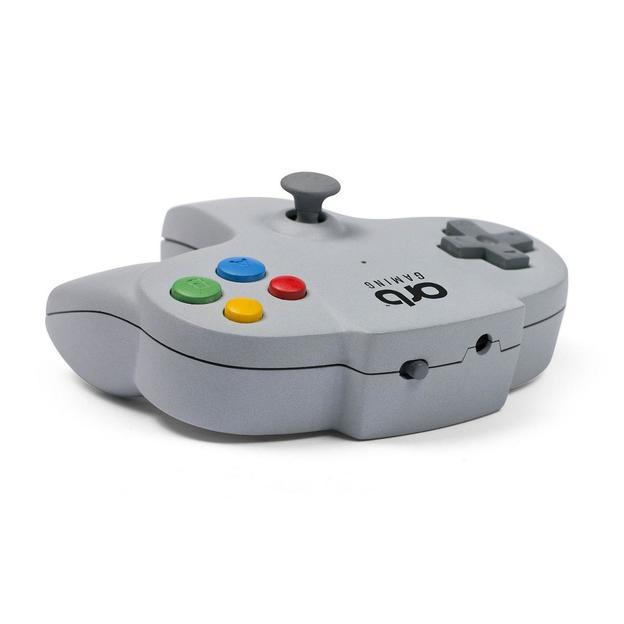 Retro Arcade Controller inkl. 200x 8-Bit Spielen