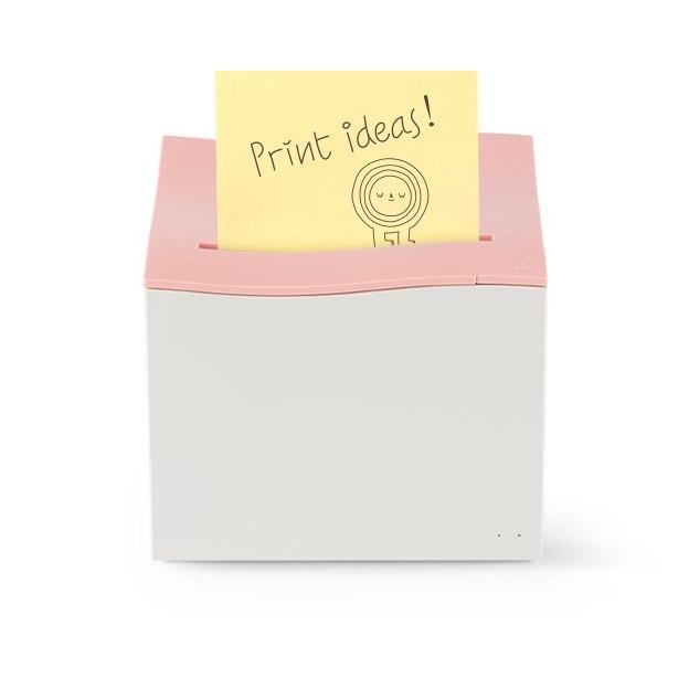Nemonic Post-IT Papier gelb