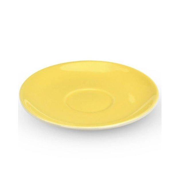 Set Rössler Porcelaine Carona jaune, 12 pièces
