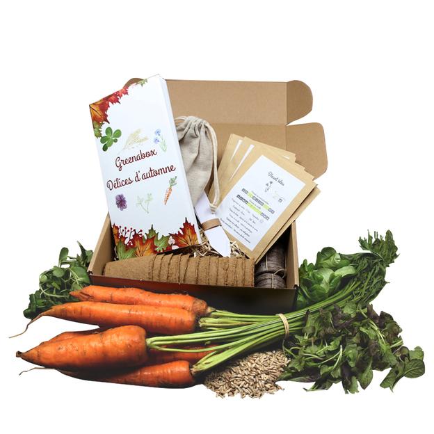Greenabox - Dein eigener Bio-Gemüsegarten