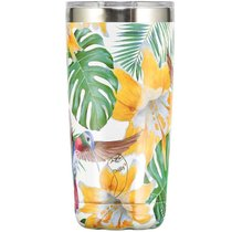 Travel mug Chilly's Bottles, Fleurs, 500 ml
