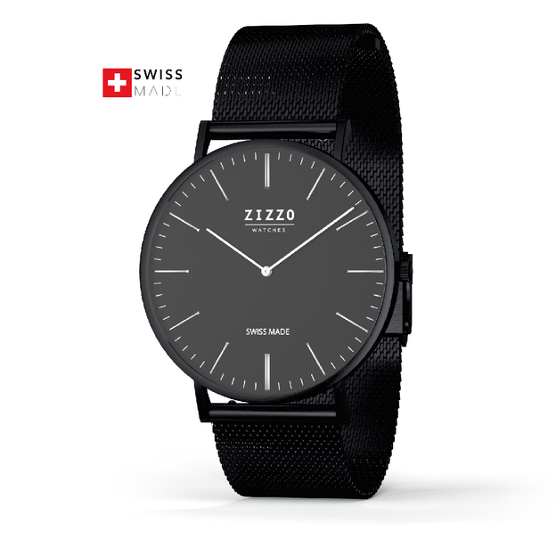 Montre ZIZZOwatches Mian SWISS MADE