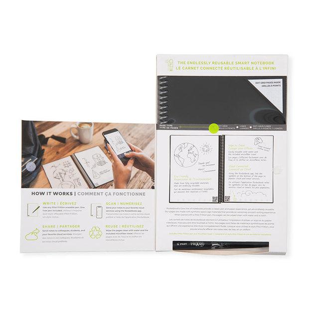 Rocket Book Everlast Bloc-notes digital