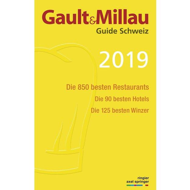 Schweizer Gault&Millau Guide 2019