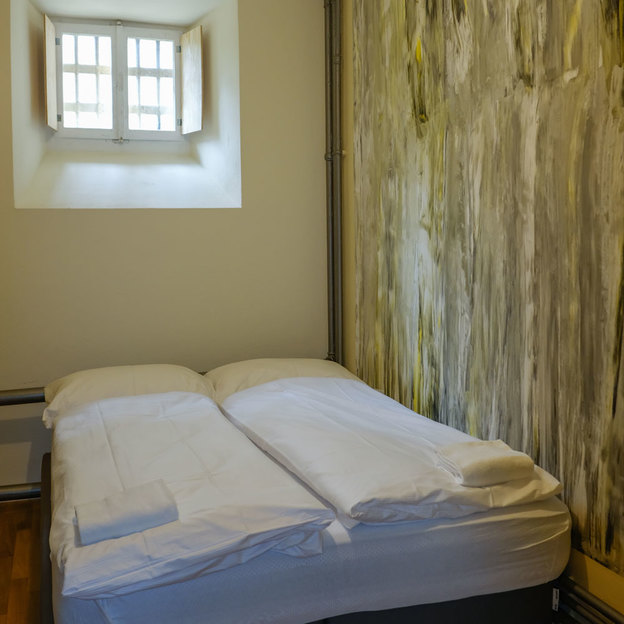 Nuit en cellule de luxe, pour 2 personnes